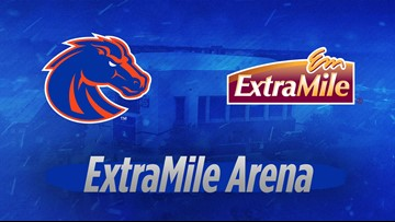 Boise State to change Taco Bell Arena name to ExtraMile Arena