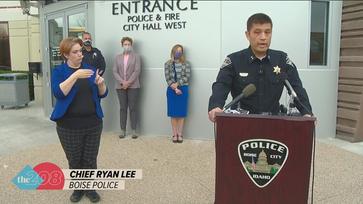 Boise police share the latest timeline of Monday's mall shooting