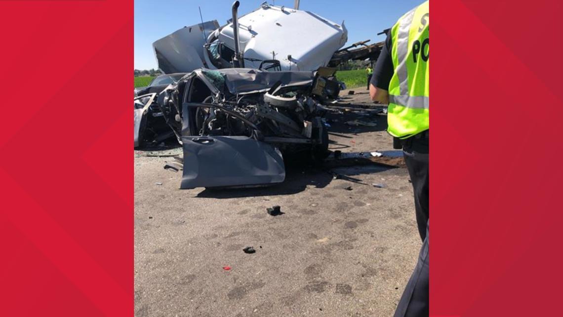 Accident On I 84 Idaho Yesterday