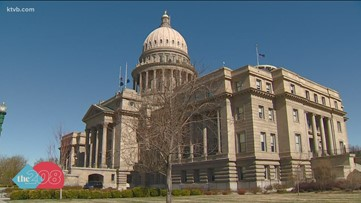 Idaho lawmakers move through a whirlwind of work after 115 days in session