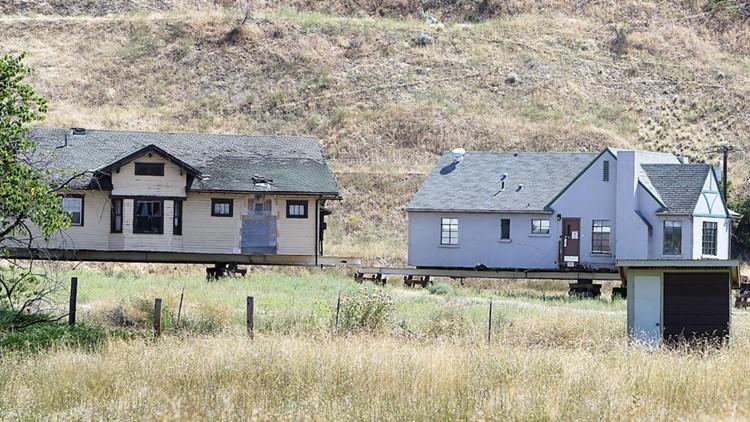 Idaho Press historic homes