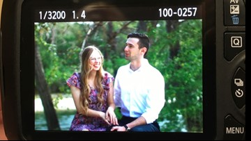 Lost camera with possible engagement photos turned in to the