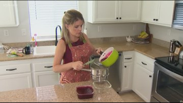 KTVB family traditions: Bri Eggers' cranberry sauce