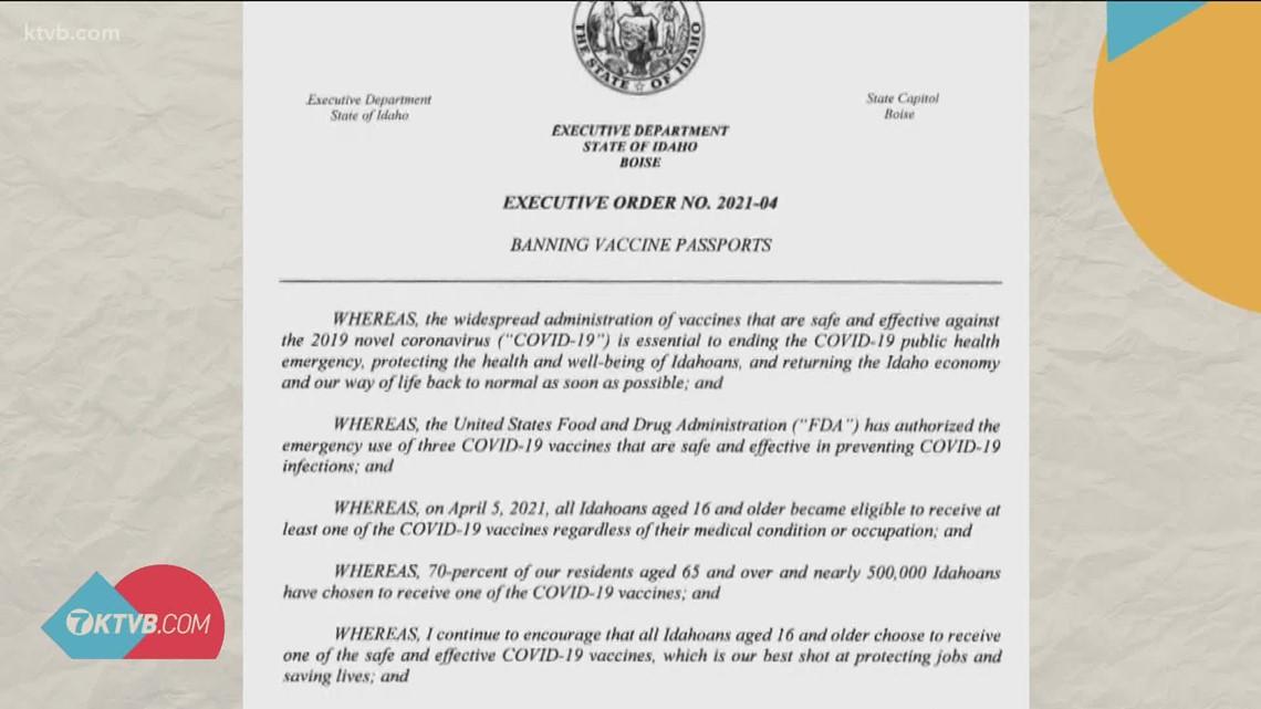 Idaho Lt. Gov. McGeachin falsely claims Boise State has 'vaccine passports'