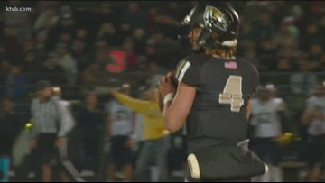 Friday Night Football: Kuna dominates Middleton in Class 4A state playoffs