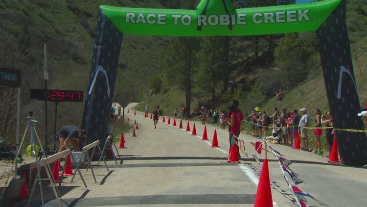 Registration opens for virtual Race to Robie Creek