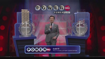Powerball drawing for Saturday, May 4