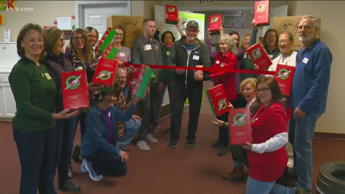 Treasure Valley churches send gifts to kids across the globe for Operation Christmas Child