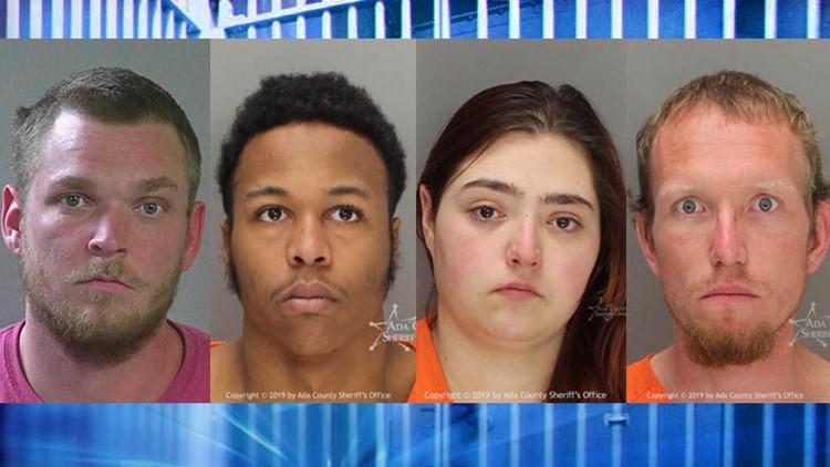Boise stabbing arrests