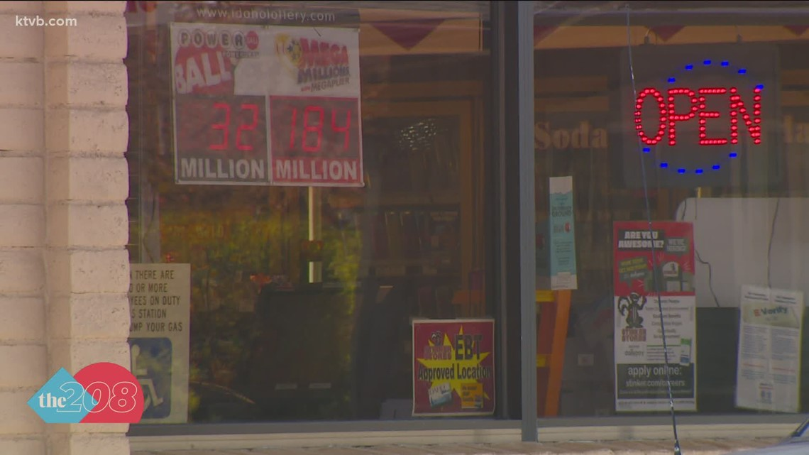 Idaho convenience stores worried about the loss of Powerball sales