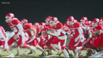 Class 3A Idaho high school state football quarterfinal highlights: Homedale Trojans vs. Fruitland Grizzlies