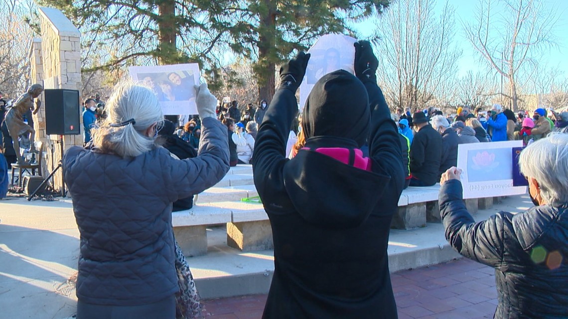 www.ktvb.com: Hundreds gather in Boise to stand in solidarity with Asian-Americans targeted by hate