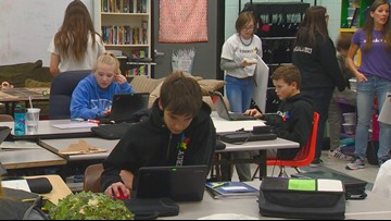 120 kids in one class? At Kuna Middle School, teachers call it 'synergy'