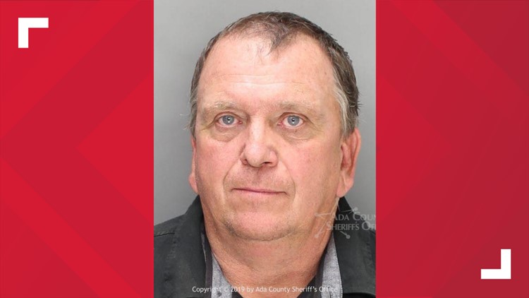 Boise County commissioner arrested on stalking charges