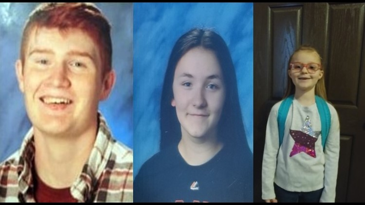 Gem County Sheriff's Office: 3 missing children are runaways