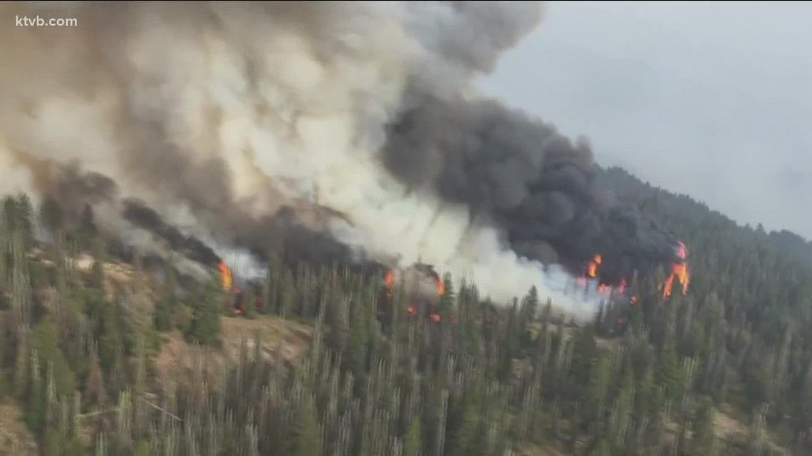 NIFC's role in US firefighting efforts