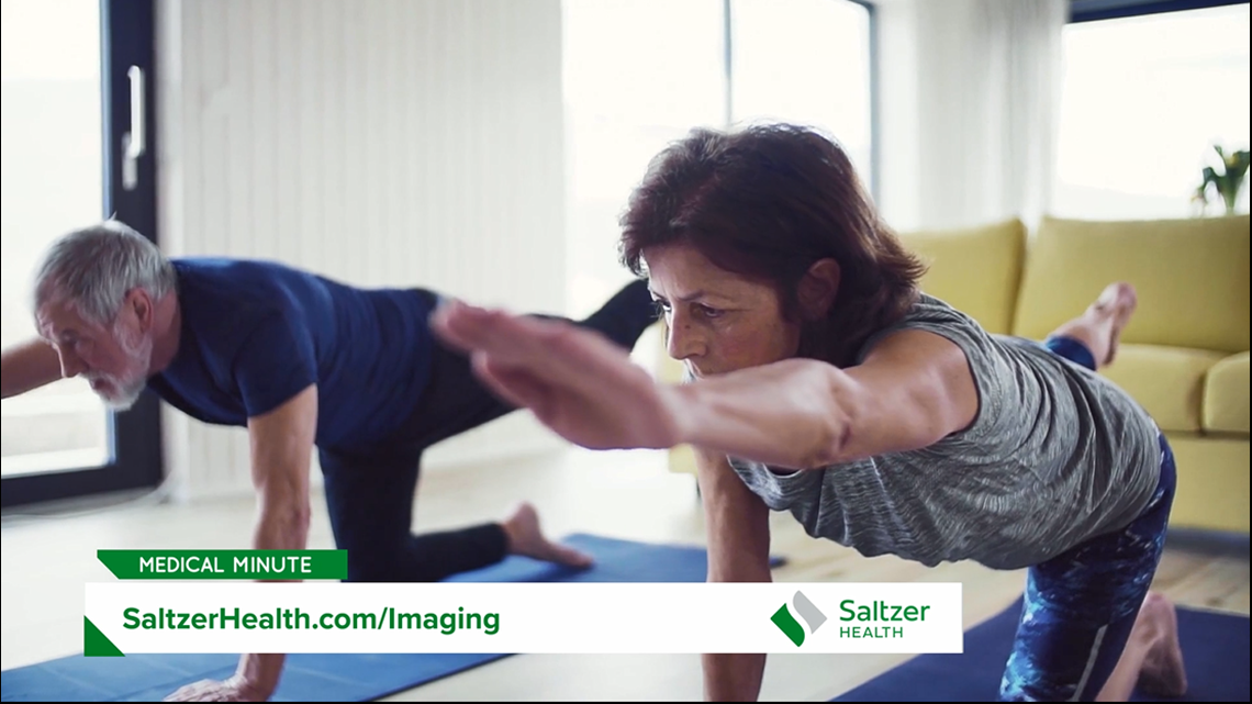 Medical Minute: Total body composition scan