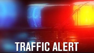 Crash on Chinden Boulevard West blocks all lanes