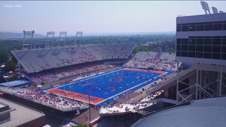 Boise State announces return of full stadium capacity for Bronco football