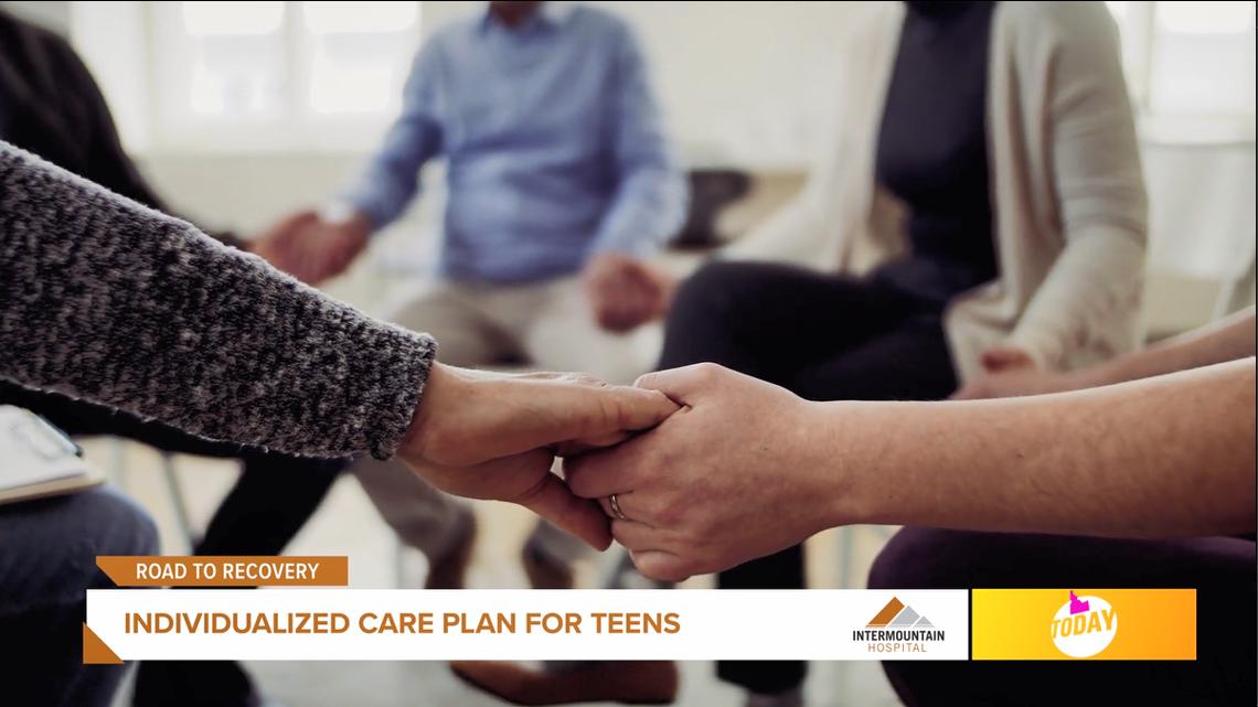 Road To Recovery: Teen Journeys Program with Intermountain Hospital