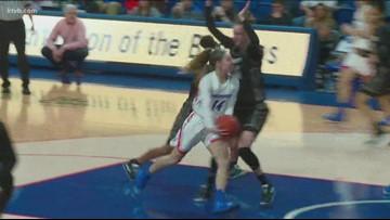 Boise State women's basketball team looking forward to taking a step forward this season