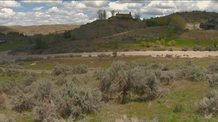 Boise Fire wants residents to keep their homes safe from wildfires
