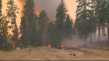 Wildfire forecaster sees late start for Idaho forest fires