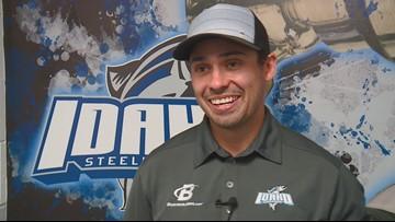 After 3 straight 40-win seasons, Idaho Steelheads' head coach moves up to the AHL