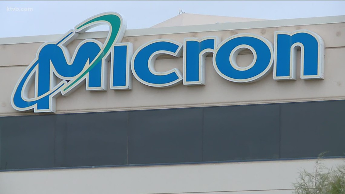 Micron plans to sell its plant in Lehi, Utah