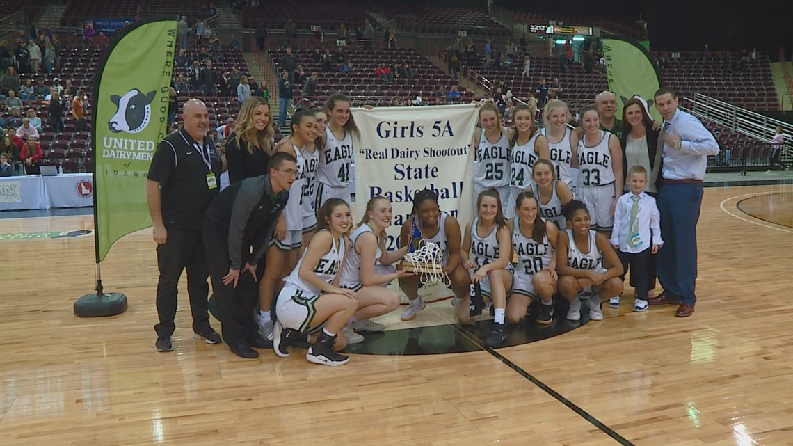 2019 Girls basketball all-conference teams