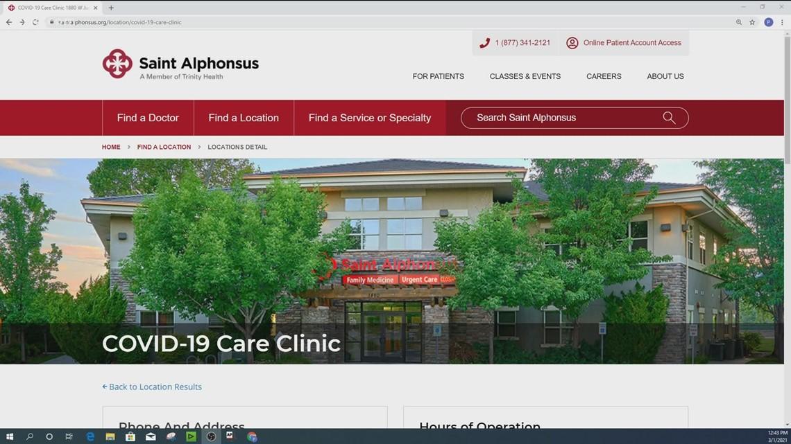 Boise clinic treats COVID 'long haulers'