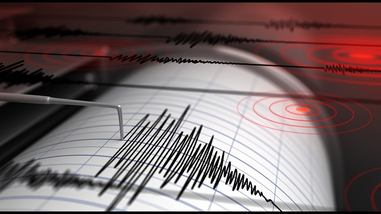 Several earthquakes hit near Stanley; largest a 4.3-magnitude
