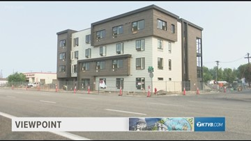 Viewpoint: Boise's plan to build homes for homeless veterans