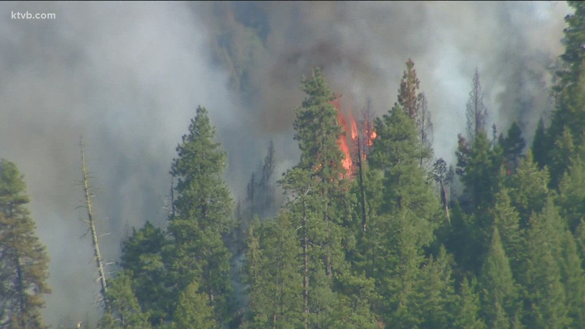 Idaho wildfire seasons getting longer