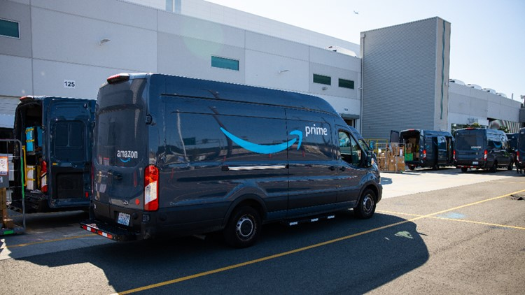 Amazon to open new delivery station in Meridian