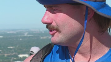 RAW: Boise State senior John Molchon on the end of fall camp