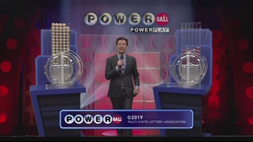 Powerball drawing for Wednesday, April 24