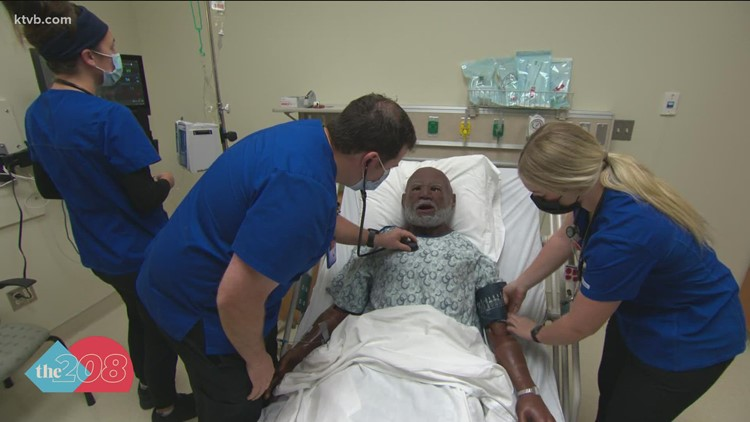 COVID-19 opens new opportunities for Boise State nursing students