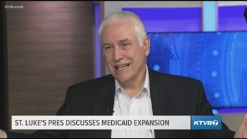 St. Luke's preps for Medicaid expansion / Ed. task force makes recommendations