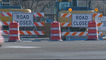 Greenhurst Road rebuild project in Nampa begins