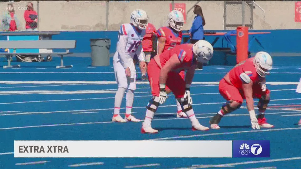 Jay Tust & Will Hall's key takeaways from Boise State's Spring Game