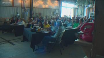 Idaho Democrats gather to watch presidential debates