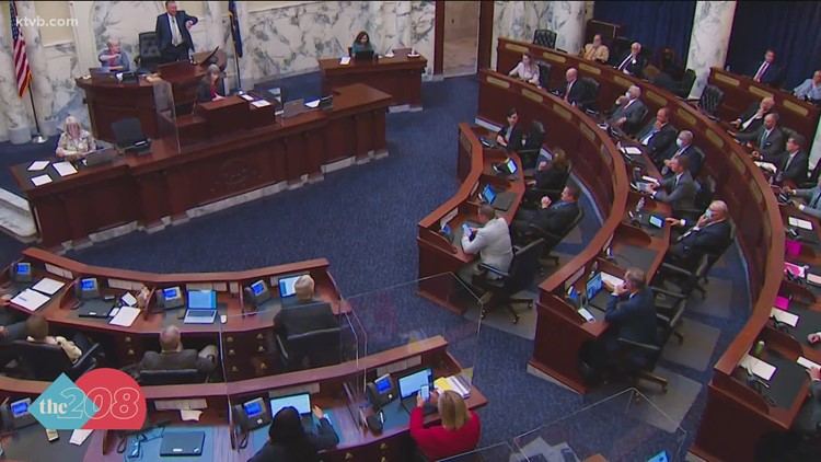 Idaho House approves changes to bill trimming governor's powers