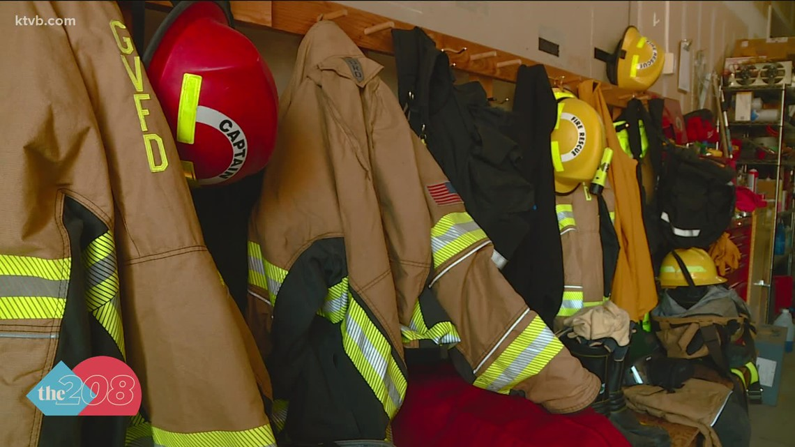 Garden Valley mourns loss of fire chief who died from COVID-19