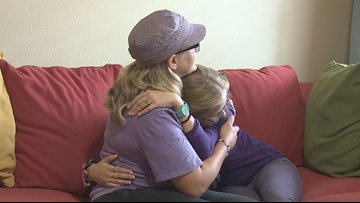 Middleton teen speaks out about domestic violence after experiencing it first-hand