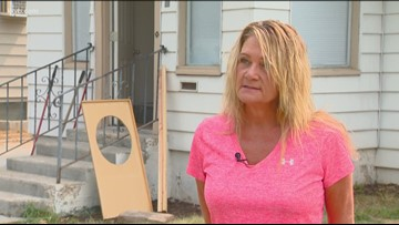 Woman who owns home speaks about Craigslist scam