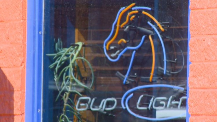 'We've gotta be ready': Businesses excited for Bronco Nation returning to Albertsons Stadium