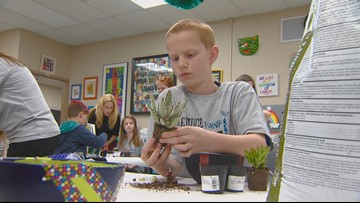 You Can Grow It: School garden club helps students grow a fun and healthy hobby