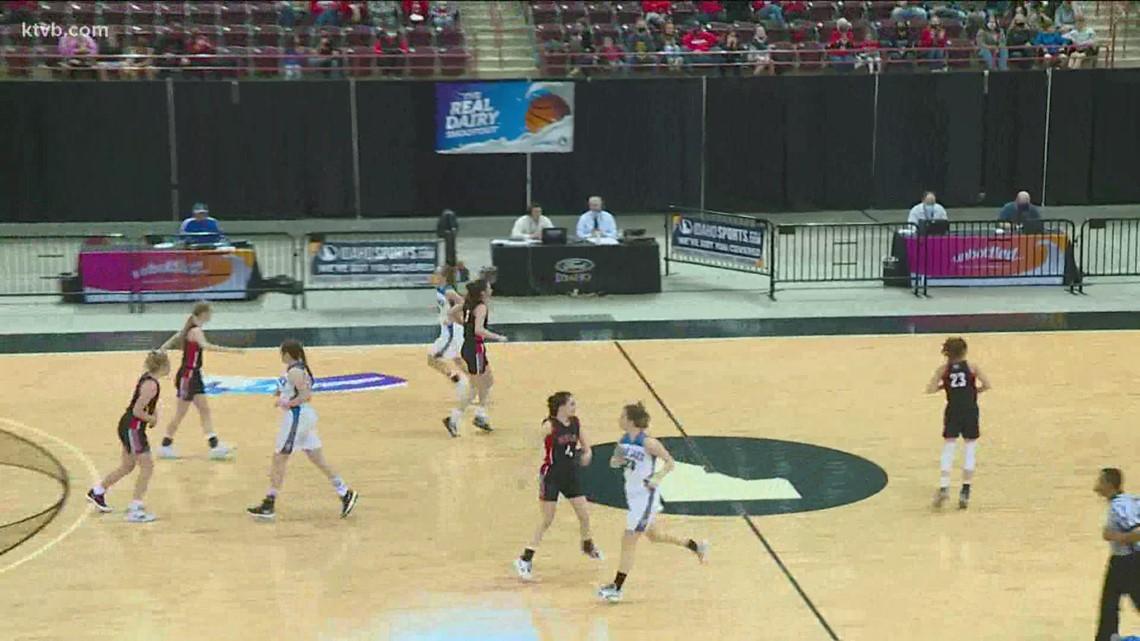 High school basketball: 2A women's basketball championship