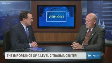 Viewpoint: Saint Alphonsus Level II Trauma Center
